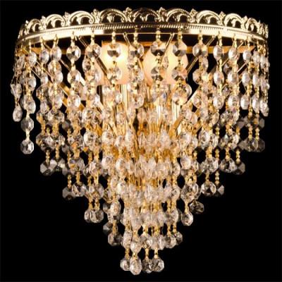 Настенный светильник Eurosvet 3402/2 золото Strotskis