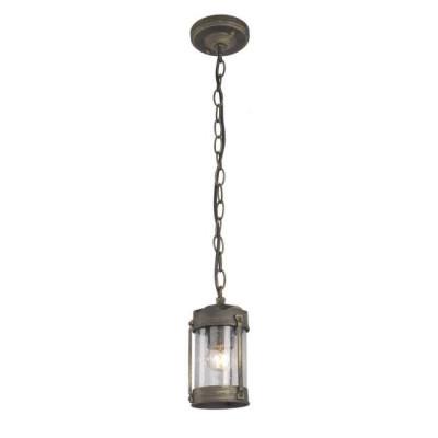 Уличный подвесной светильник Favourite Faro 1497-1P