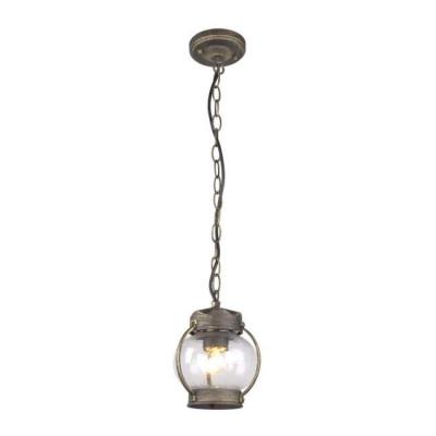 Уличный подвесной светильник Favourite Faro 1498-1P