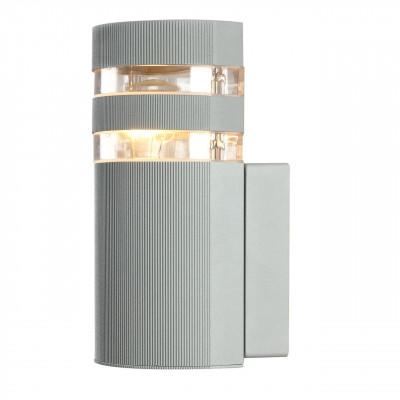 Уличный настенный светильник Arte Lamp Metro A8162AL-1GY