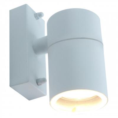 Уличный настенный светильник Arte Lamp Sonaglio A3302AL-1WH