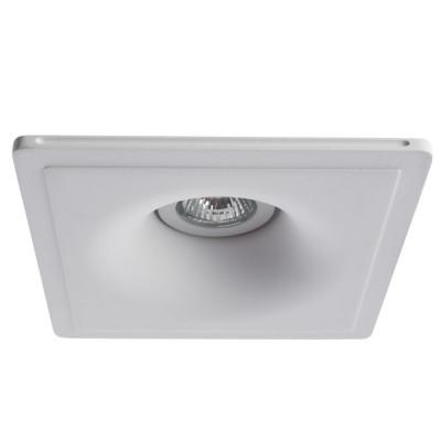 Встраиваемый светильник Arte Lamp Invisible A9410PL-1WH