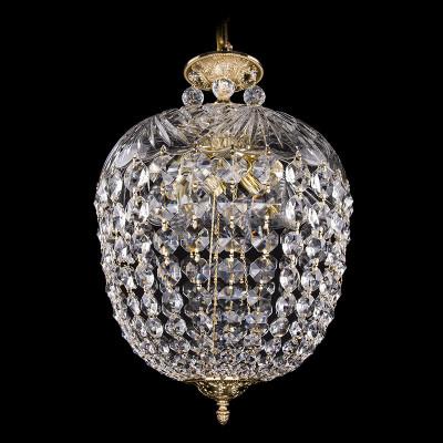 Подвесная люстра Bohemia Ivele 1677/35/G/Balls
