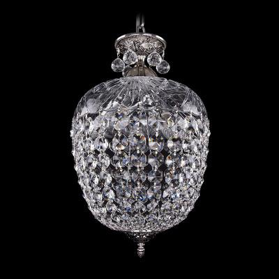 Подвесная люстра Bohemia Ivele 1677/30/NB/Balls