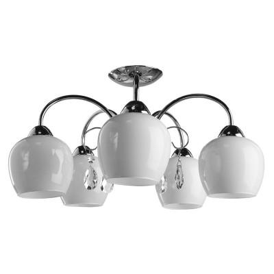 Потолочная люстра Arte Lamp Millo A9548PL-5CC