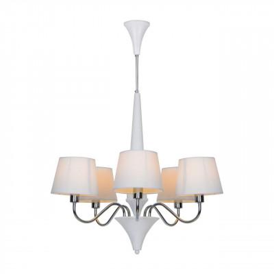 Подвесная люстра Arte Lamp A1528LM-5WH