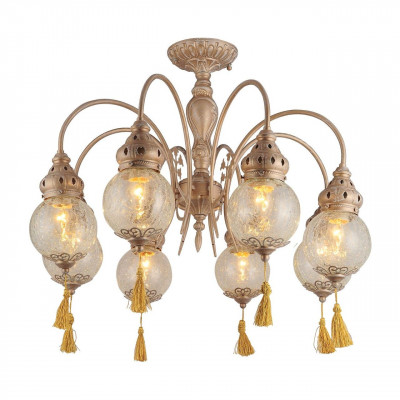 Потолочная люстра Arte Lamp A2146PL-8GA