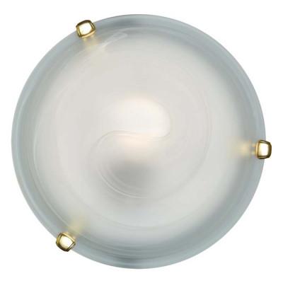 Настенно-потолочный светильник Sonex Duna 153/K золото