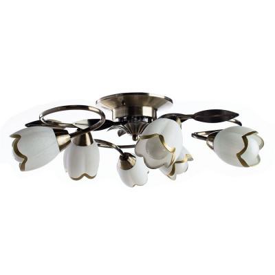 Потолочная люстра Arte Lamp 4 A6061PL-6AB