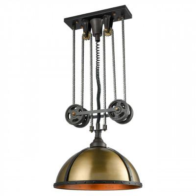 Подвеcной светильник Lussole Loft GRLSP-9810
