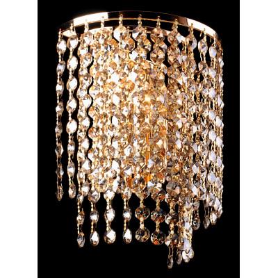 Настенный светильник Eurosvet 3122/2 золото Strotskis
