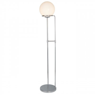 Торшер Arte Lamp Bergamo A2990PN-1CC