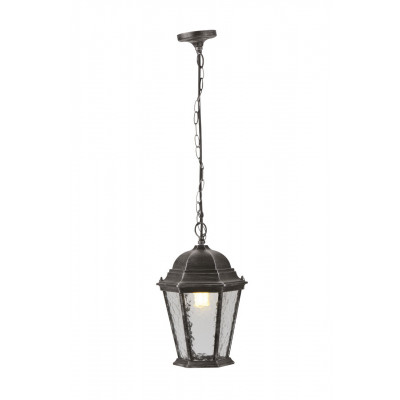 Уличный подвесной светильник Arte Lamp Genova A1205SO-1BS