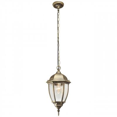 Уличный подвесной светильник De Markt Фабур 804010401