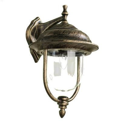 Уличный настенный светильник Arte Lamp Barcelona A1482AL-1BN