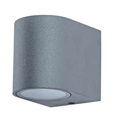 Уличный настенный светильник Arte Lamp A3102AL-1GY