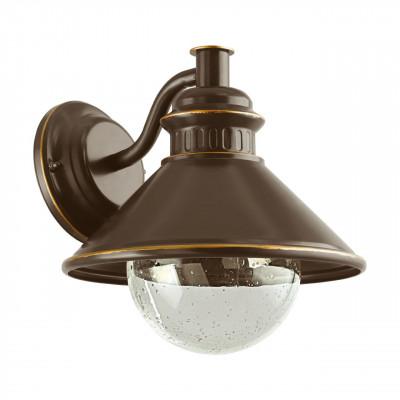 Уличный настенный светильник Eglo Albacete 96262