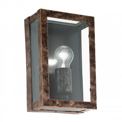 Уличный настенный светильник Eglo Alamonte 2 96272
