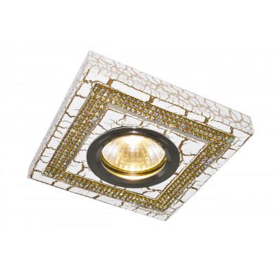 Встраиваемый светильник Arte Lamp Terracotta A5340PL-1WG