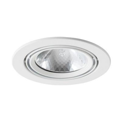 Встраиваемый светильник Arte Lamp A6664PL-1WH