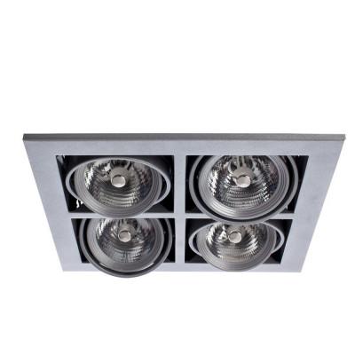 Встраиваемый светильник Arte Lamp Cardani A5930PL-4SI